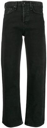 Rag & Bone Straight-Fit Jeans