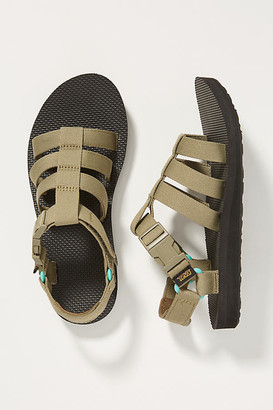 Teva Dorado Sandals By in Beige Size 7