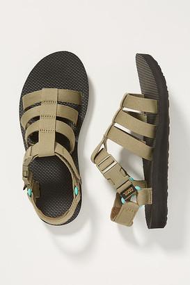 Teva Dorado Sandals By in Beige Size 8