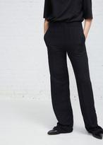Yang Li Black Drawstring Trouser