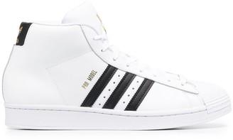 adidas High-Top Sneakers
