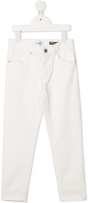 Dondup Kids Mid-Rise Jeans