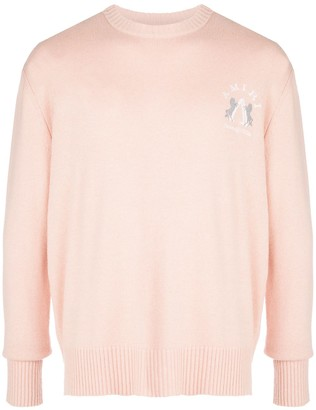 Amiri Beverly Hills cashmere jumper