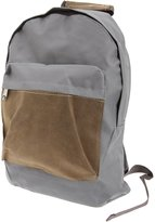 Forest Mens Canvas Backpack/Rucksack