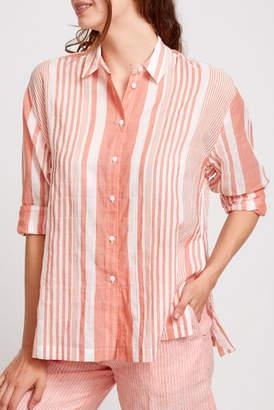 Sportscraft Casablanca Stripe Shirt