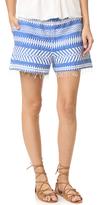 Lemlem Freya Embellished Shorts
