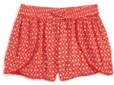Tucker + Tate Girl's Print Shorts