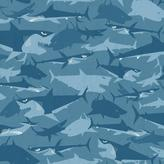 York Wall Coverings York Wallcoverings 56 sq. ft. Walt Disney Kids II Shark Wallpaper