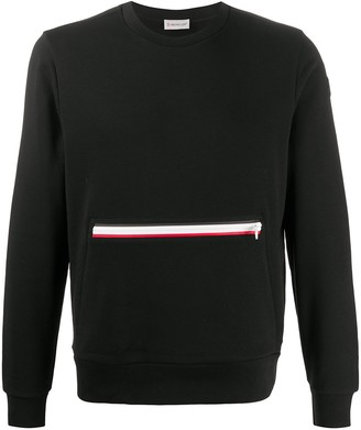 Moncler Front Pocket Sweatshirt
