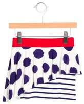 Junior Gaultier Girls' Striped Knit Dress w/ Tags