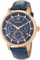 Nautica Men's NAD15523G NCT 15 MULTI II Analog Display Quartz Watch