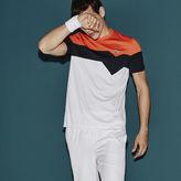 Lacoste Men's Sport Tennis Colorblock Technical Piqu T-Shirt