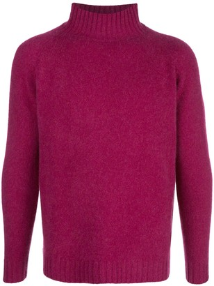 The Elder Statesman Highland turtleneck jumper