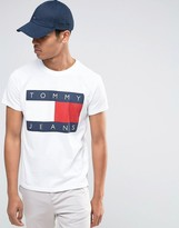 Tommy Jeans 90s T-Shirt in White