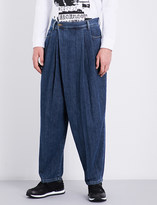 McQ Relaxed-fit wide jeans