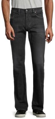 Diesel Straight Leg Jeans