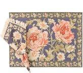 April Cornell Dusty Amethyst Rose Nouveau Place Mat