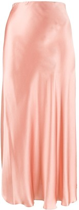 Le Kasha Aksou straight slip skirt