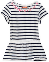 Joe Fresh Sequin Stripe Tunic (Big Girls)