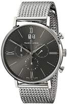 Maurice Lacroix Men's EL1088-SS002-810 Eliros Analog Display Analog Quartz Silver Watch