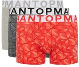 Topman Geometric Print Trunks 3 Pack