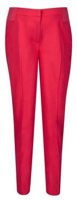 Dorothy Perkins Womens **Dp Maternity Raspberry Ankle Grazer Trousers