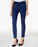 Thalia Sodi Zip-Pocket Skinny Jeans , Only at Macy's