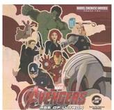 Marvel Avengers : Age of Ultron: Library Edition (Unabridged) (CD/Spoken Word) (Alex Irvine)