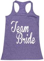 PB Swiss P&B Bridesmaids Team Bride Women's Tank, M