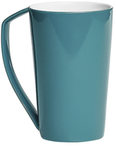 Torre & Tagus Tall Cova Two-Tone Ceramic Mug