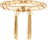 Rachel Zoe Twist Tassel Bangle