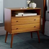 west elm Mid-Century Nightstand - Grand