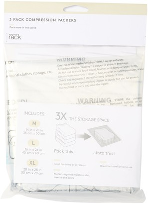 Nordstrom Rack Compression Packers - Pack of 3