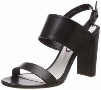 HUGO BOSS Women's Austin 90-C Sling Back Sandals