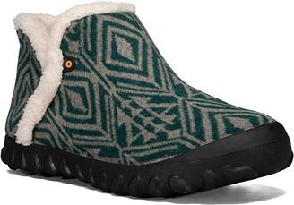 Bogs B-Moc Faux Fur Indoor/Outdoor Slipper