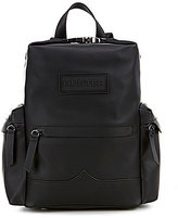 Hunter Rubberized Leather Mini Backpack