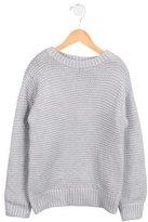 Stella McCartney Girls' Blossom Metallic Sweater w/ Tags