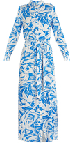 Melissa Odabash Alyna tropical-print maxi dress