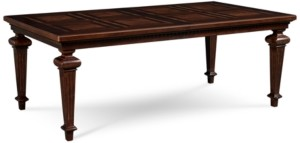 Furniture Closeout! Cortwright Expandable Dining Table