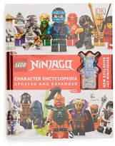 Penguin Random House Lego Ninjago Character Encyclopedia Book