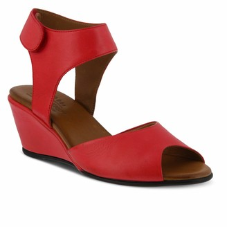 Spring Step Women's Marjory Wedge Sandal