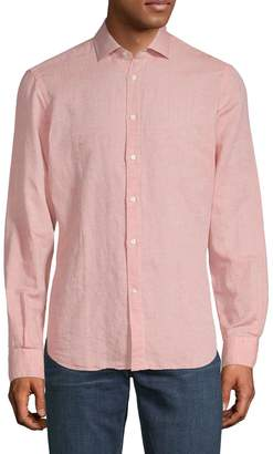 Boglioli Classic Regular-Fit Shirt