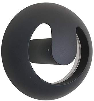Camilla And Marc Eco Light Modern LED Outdoor Wall Lighting Spril, Diameter 19 cm 310 Lumen 8.4 W; Anthracite 2253 S GR
