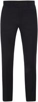 Oxford Hopkins Wool Suit Trousers Lt Blu X