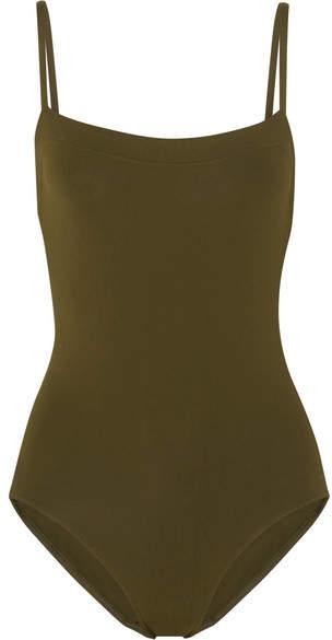 Eres Les Essentiels Aquarelle Swimsuit - Army green
