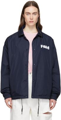 Perks And Mini Navy Alien Morphosis Jacket