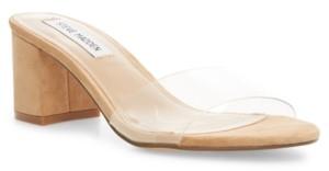Steve Madden Women's Lorelle Mesh Slide Sandals