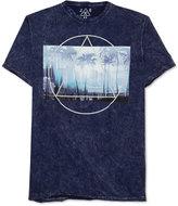 JEM Men's Tropical Graphic T-Shirt