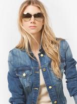 Michael Kors Ina Cat-Eye Sunglasses