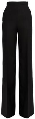 Giambattista Valli Wool Wide-Leg Trousers